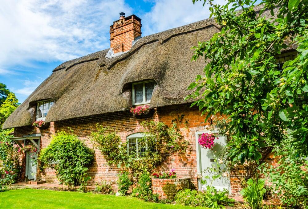 Dónde ver los mejores cottage de Inglaterra