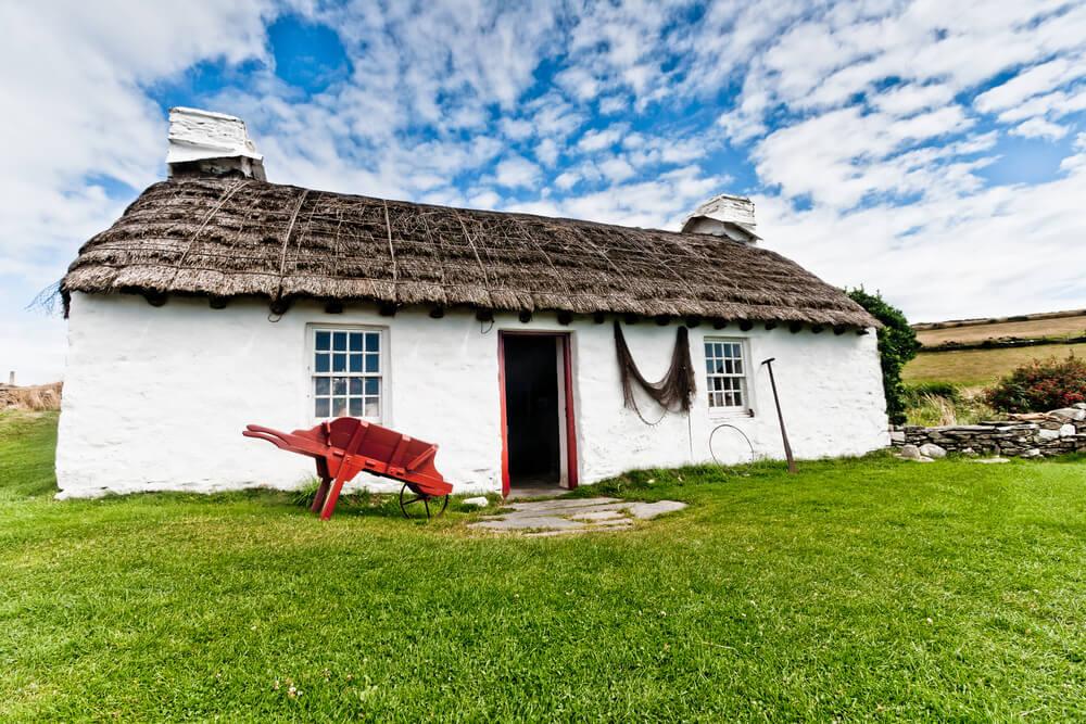 Cottage en Cregneash