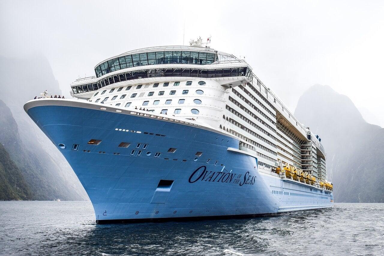 Crucero en Nueva Zelanda