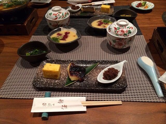 Desayuno tradicional japonés