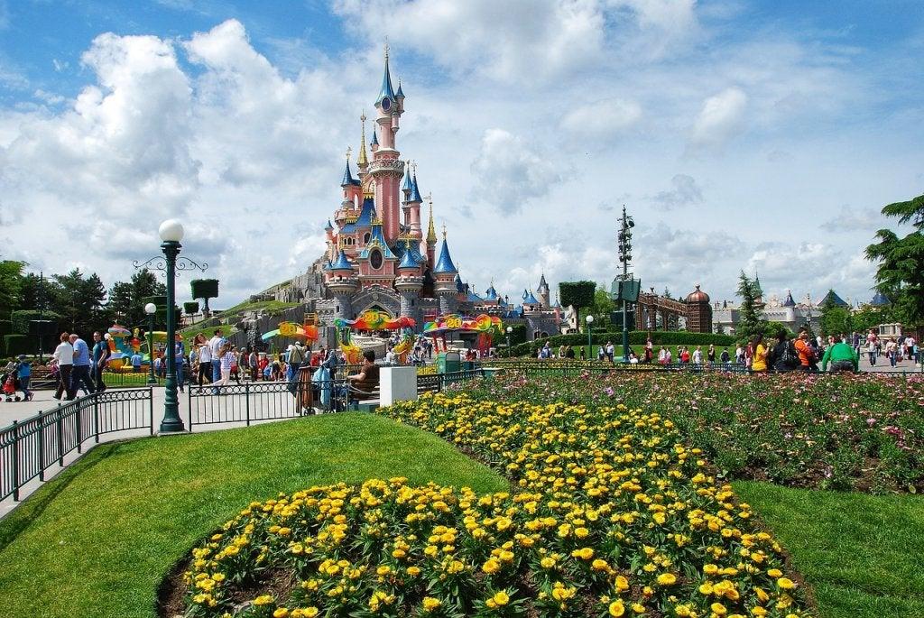 Disneyland París: mucho más que un parque de atracciones