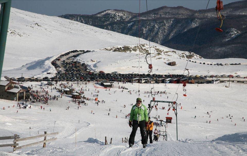 Estación de esquí de Voras Kaimaktsalan