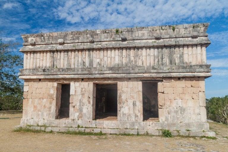 ¿Cómo es la Casa de las Tortugas de Uxmal?