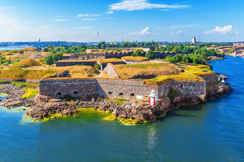 Fortaleza de Suomenlinna: visita imprescindible en Helsinki