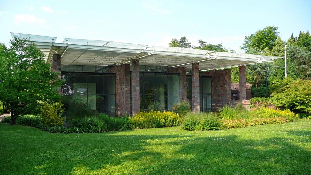 Exterior de la Fundación Beyeler