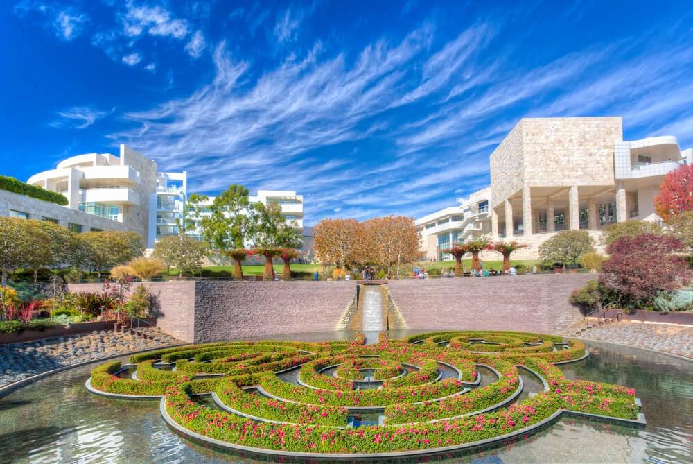 El Museo J. Paul Getty: un hermoso espacio lleno de arte