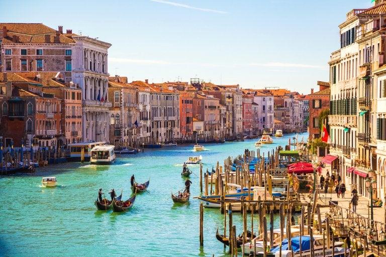 Un paseo en góndola por Venecia, descubre esta experiencia