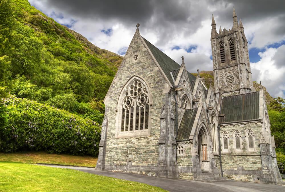 Iglesia de la abadía de Kylemore