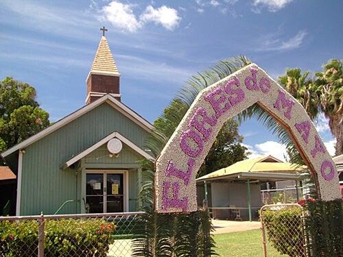 Iglesia en Kaunakakai