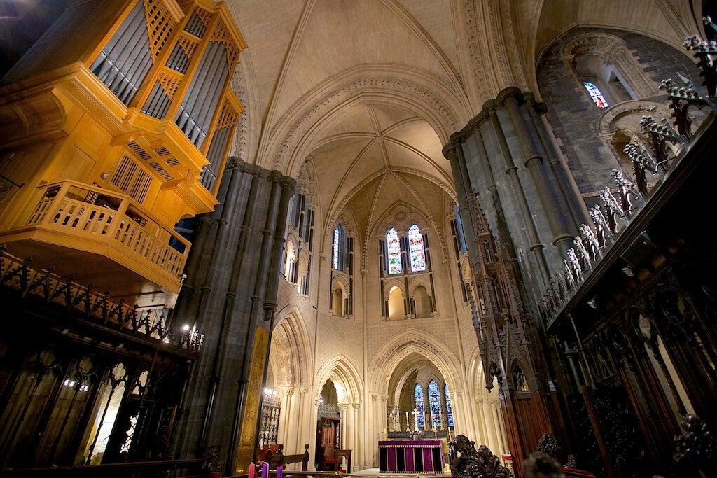 Interior de Christ Church
