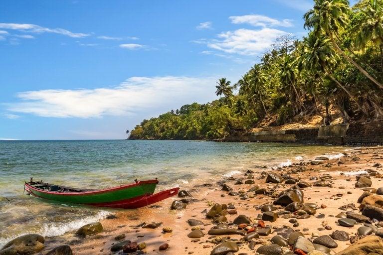 Las islas Andamán en el golfo de Bengala, conoce su historia