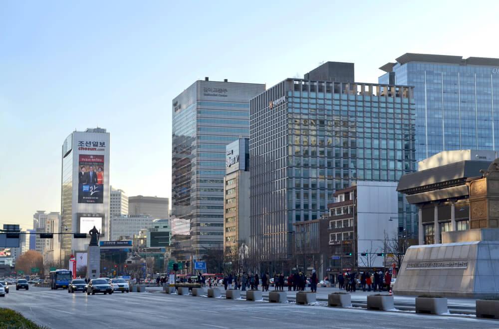 Distrito de Jongno-gu, una de las zonas para alojarse en Seúl
