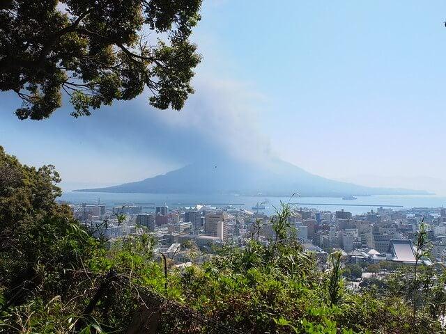 Vista de Kagoshima