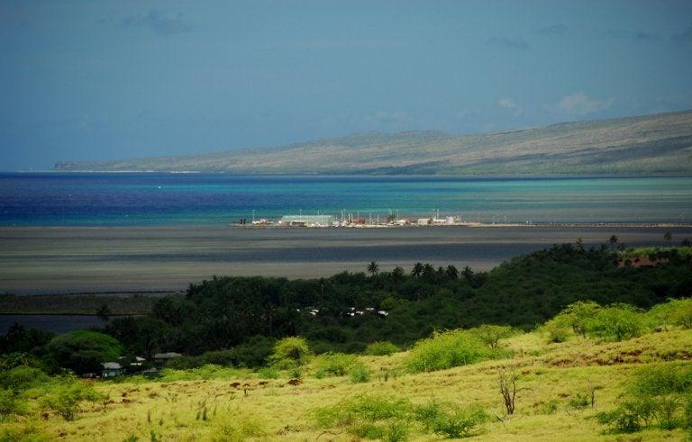 Kaunakakai: visita el muelle más largo de Hawáii