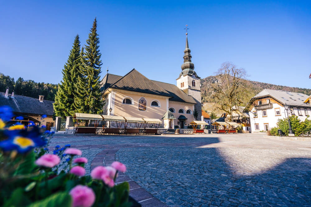 Kranjska Gora, uno de los pueblos más bellos de Eslovenia