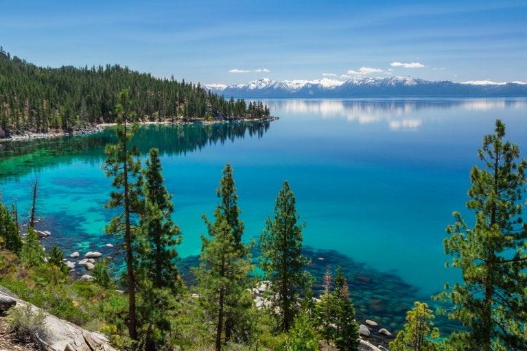 5 actividades para disfrutar del lago Tahoe