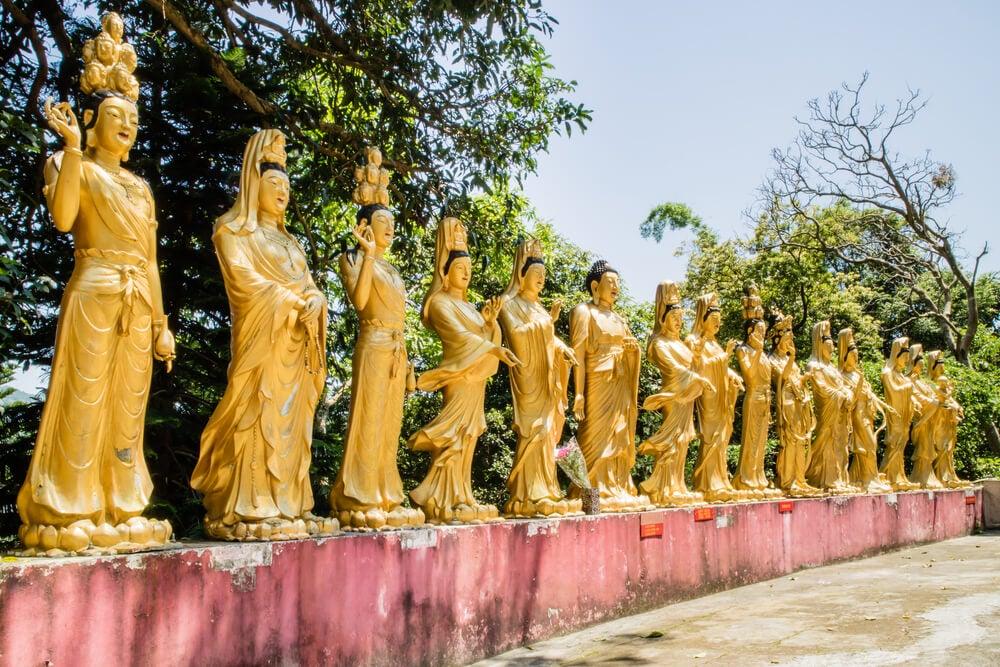 Descubre el Monasterio de los Diez Mil Budas de Hong Kong