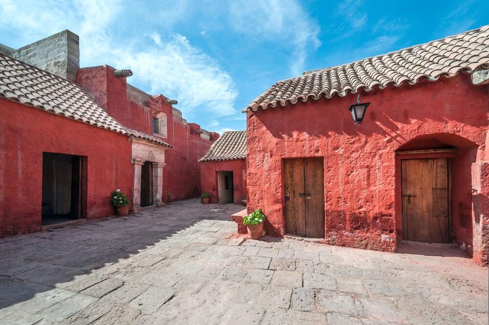 Visitamos el monasterio de Santa Catalina de Arequipa