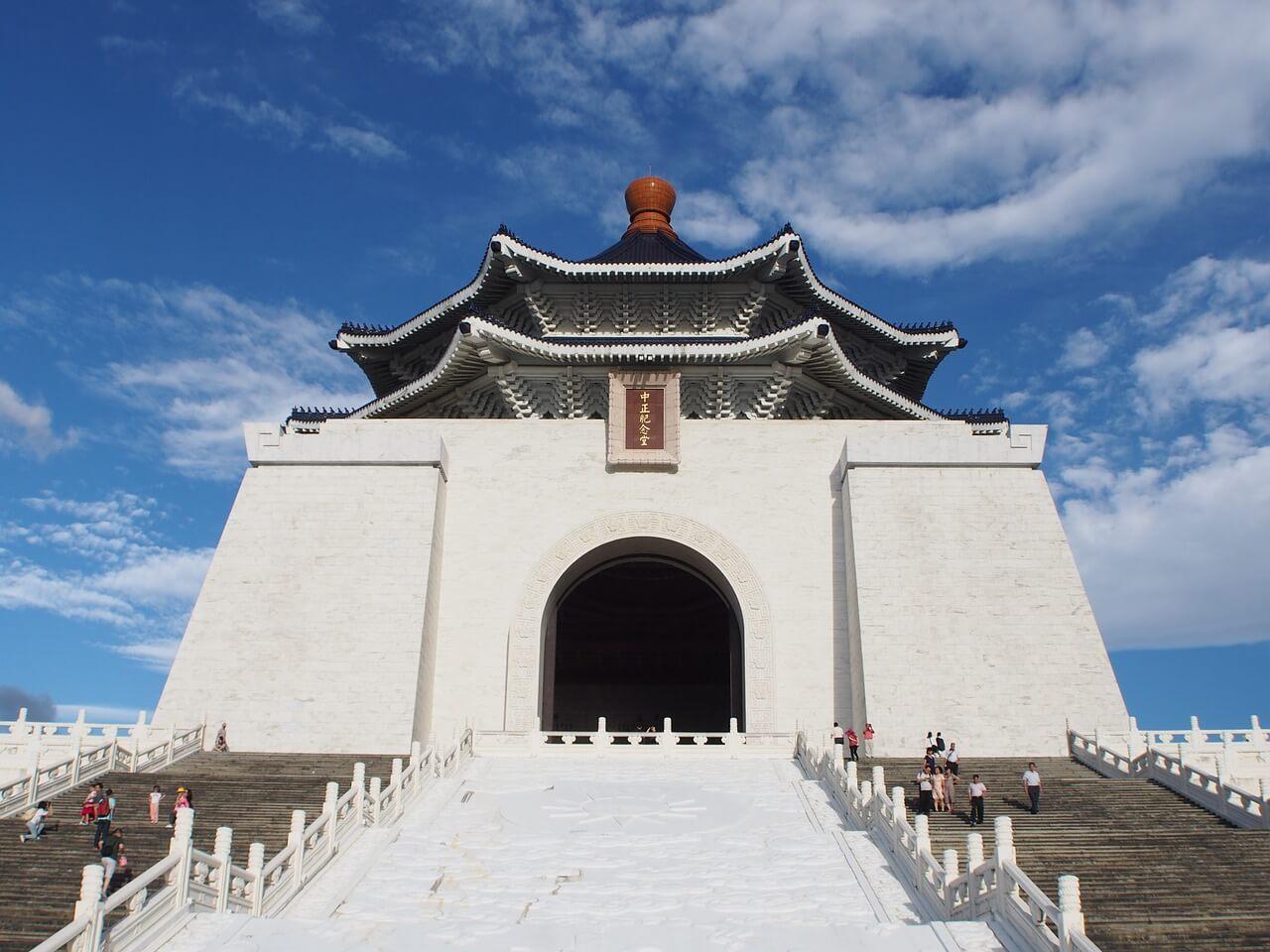 Monumento a Chiang Kai-shek