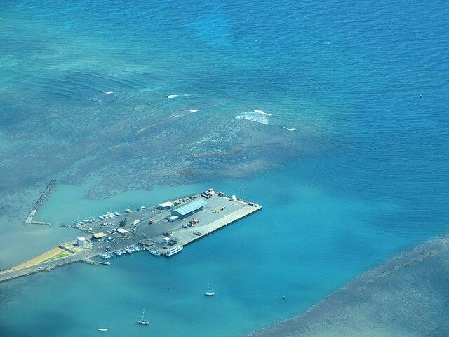 Muelle de Kaunakakai