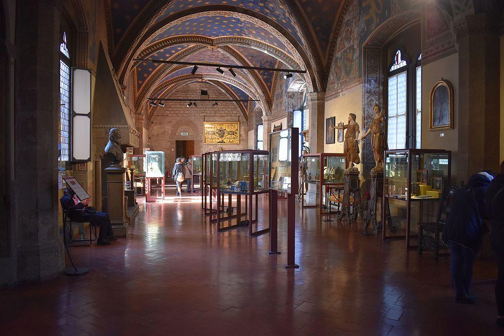 Sala del Museo Bargello
