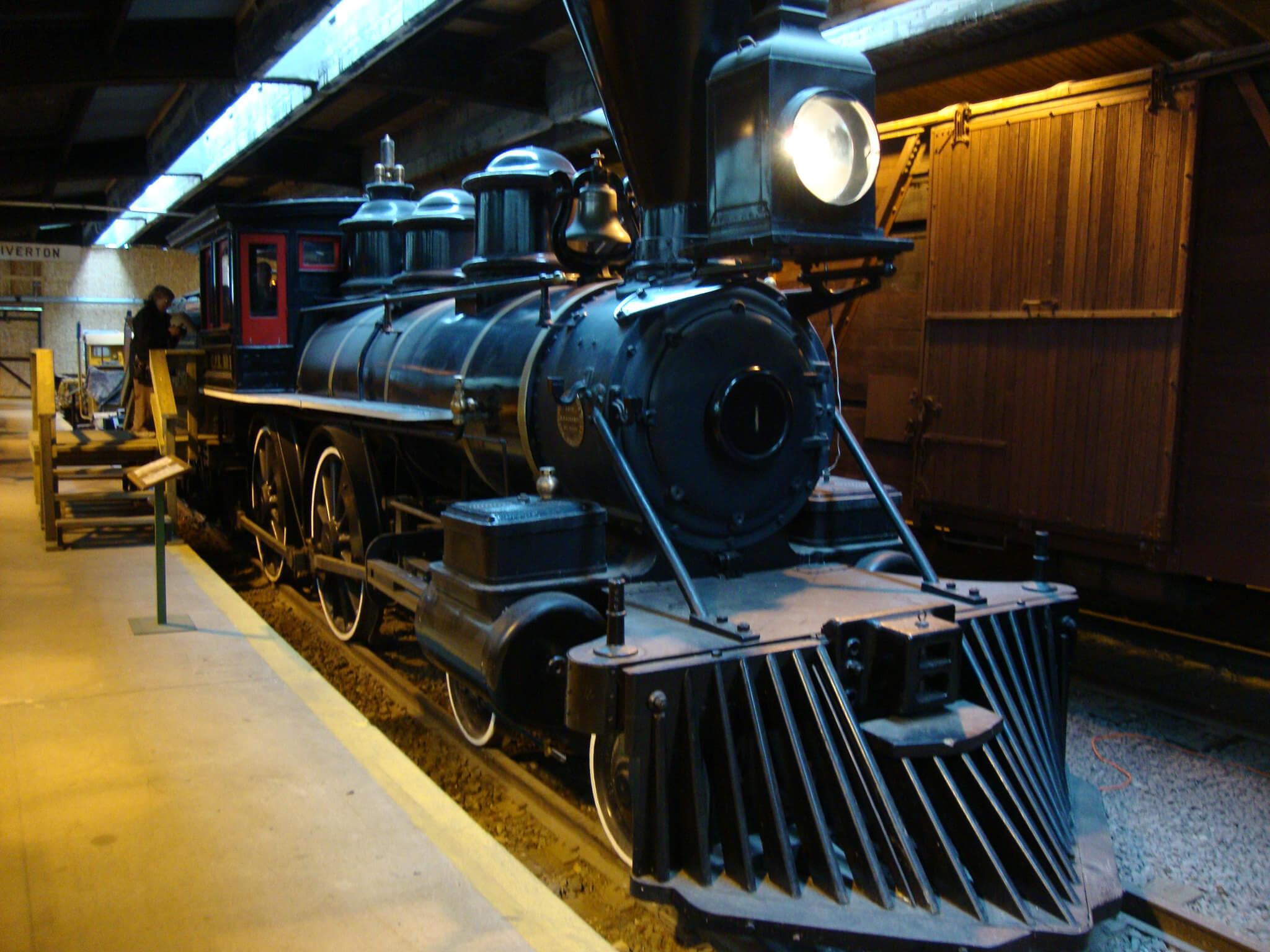 Museo del Ferrocarril de Winnipeg