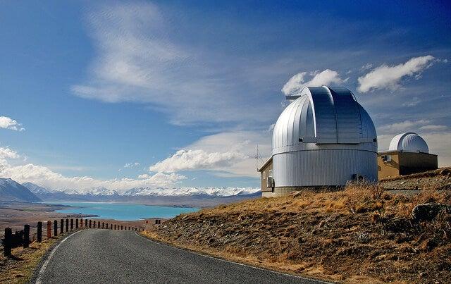 Observatorio del lago Tekapo