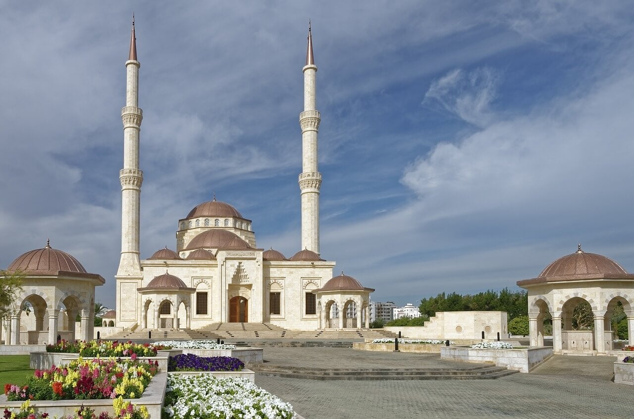 Mezquita Saeed Bin Taimur-Masjid en Omán