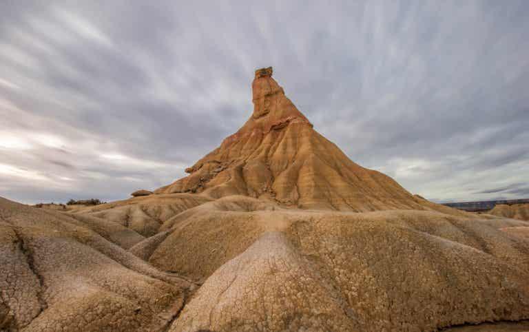Descubrimos el desierto de Bardenas, el más grande de Europa
