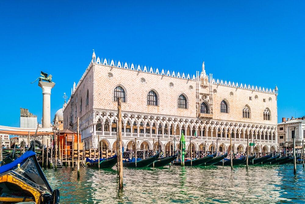 Visitamos el fabuloso Palacio Ducal de Venecia