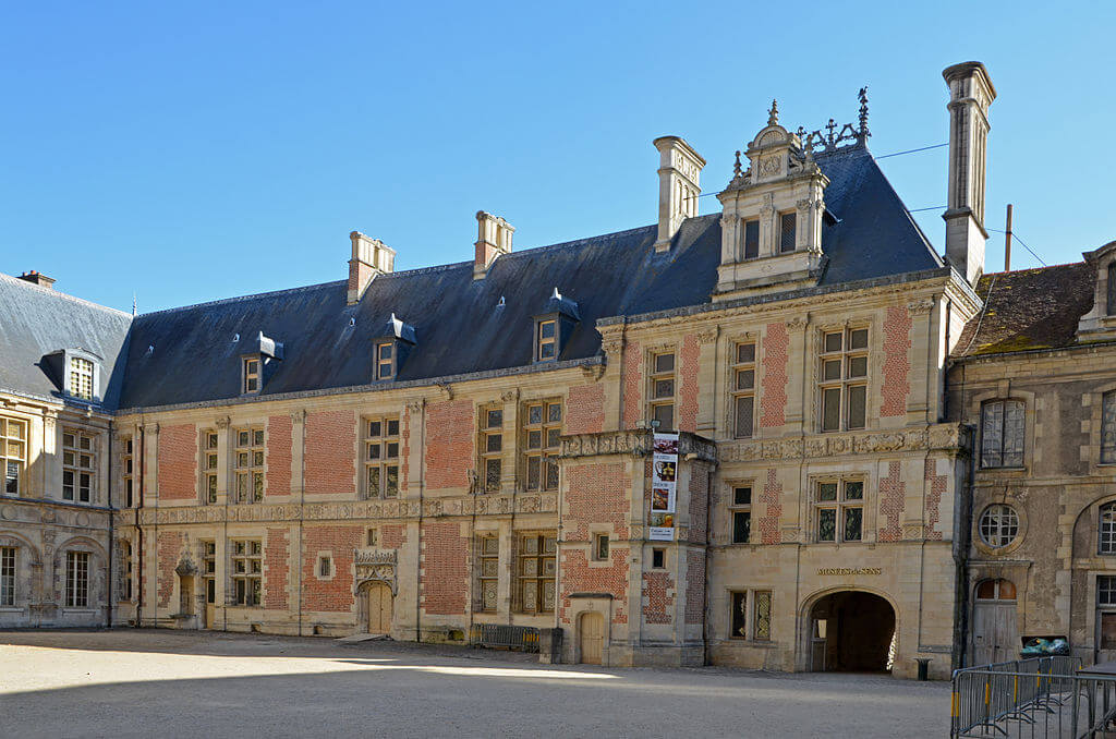 Palacio Episcopal de Sens