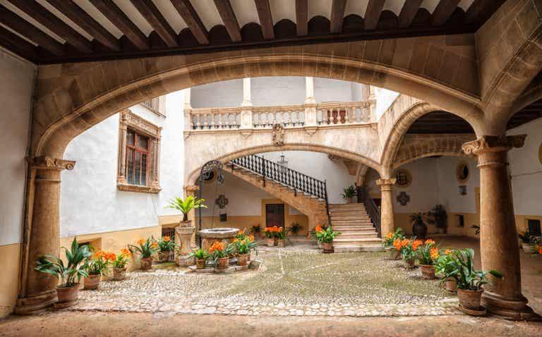 Una ruta por los patios de Palma de Mallorca