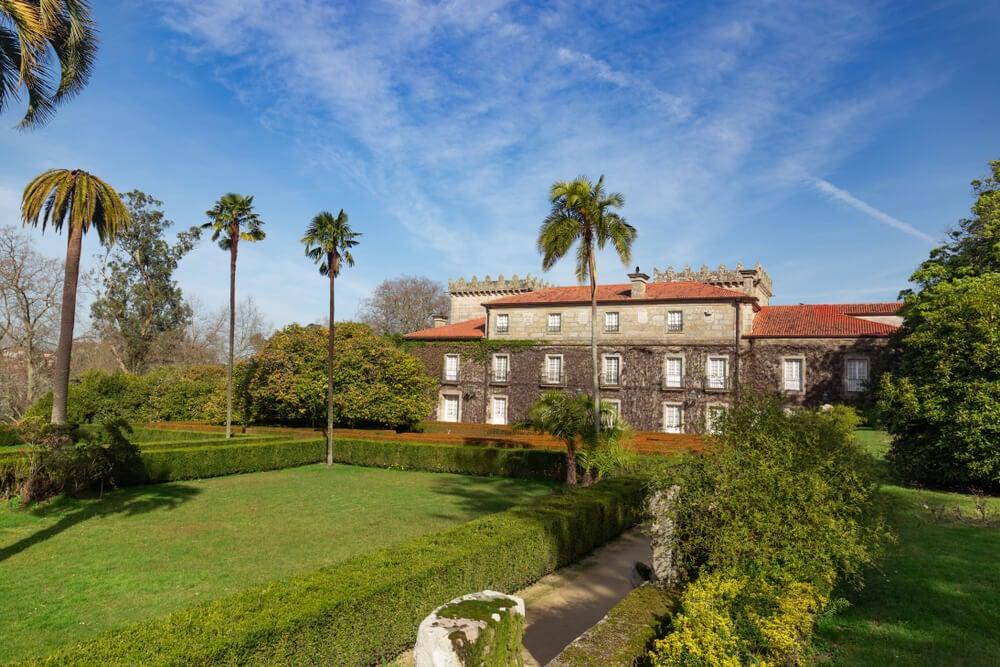 Descubre los pazos de Galicia más bonitos