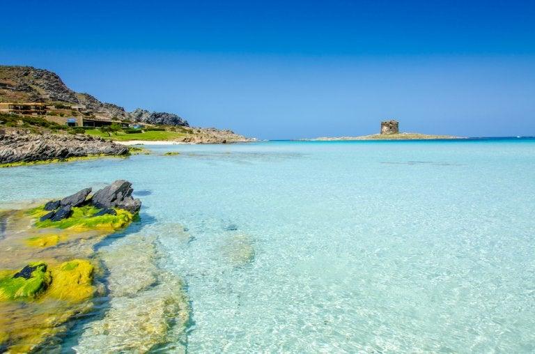 La playa de la Pelosa, la más paradisíaca de Cerdeña
