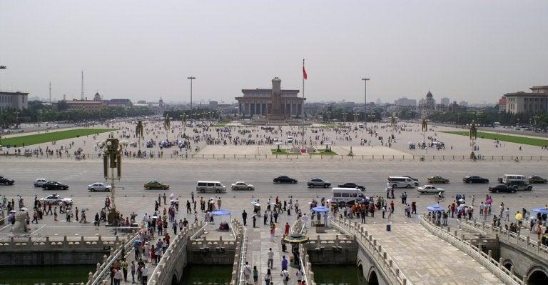 Plaza de Tiananmen: el corazón de Pekín