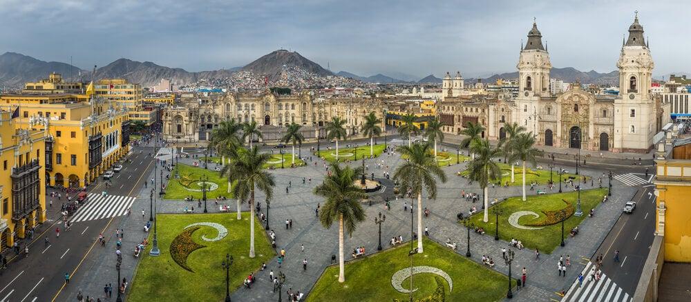5 plazas de armas del Perú que no te puedes perder