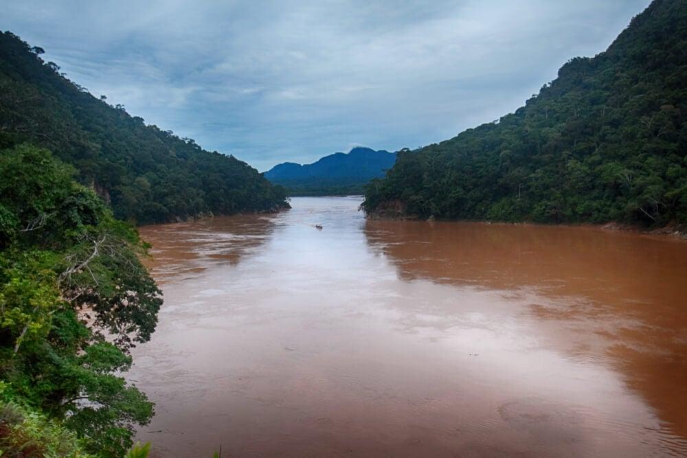 Río Alto en Rurrenabaque