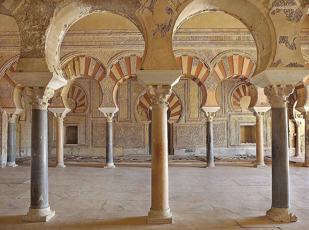 Salón Rico en Medina Azahara