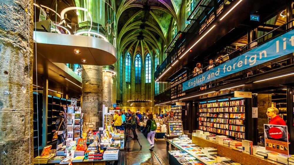 Descubre las 6 librerías más bonitas de Europa