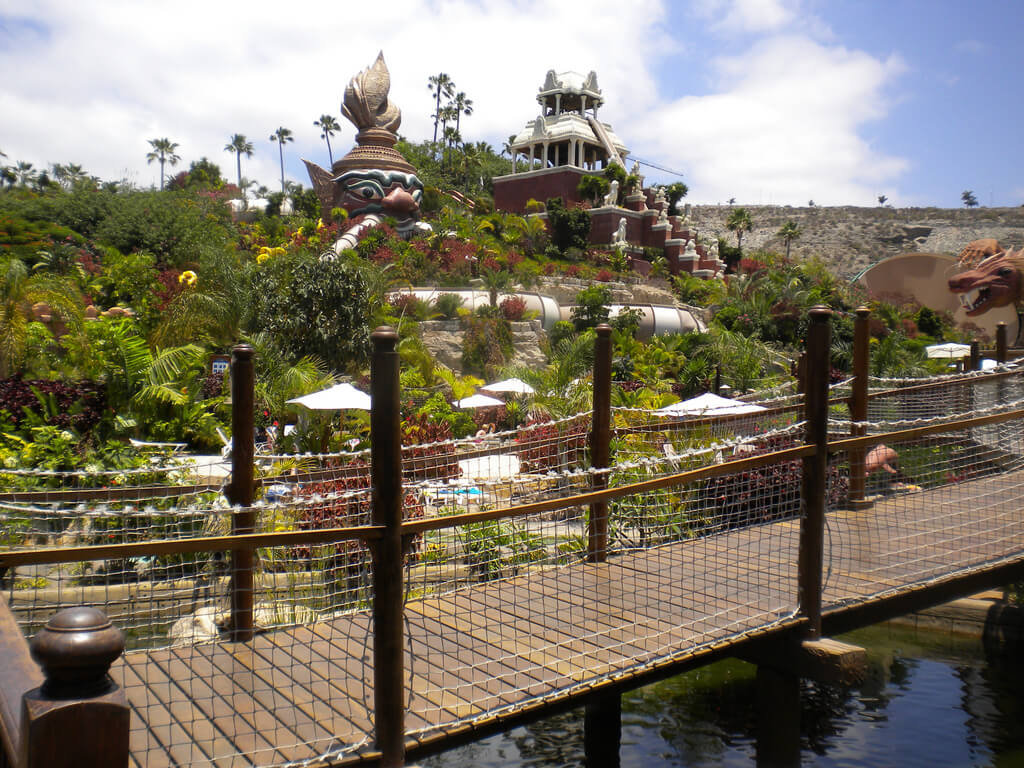 Siam Park en Tenerife