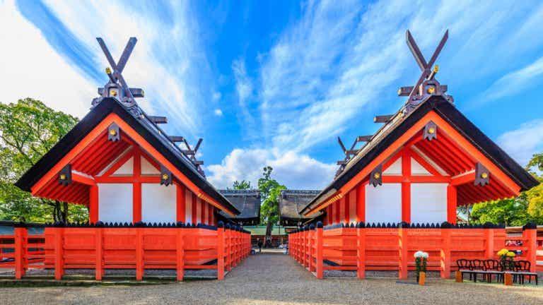 Sumiyoshi Taisha: uno de los santuarios más queridos de Japón