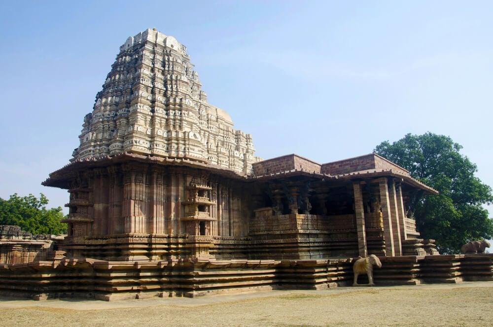 Templo de Ramappa en Warangal