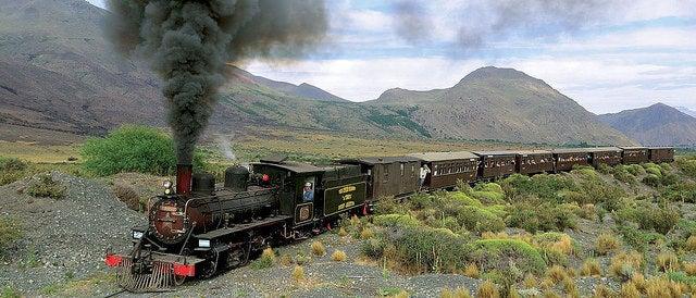 Tren La Trochita