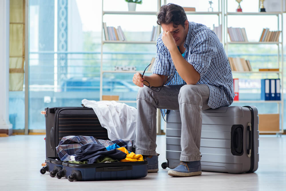 Cómo manejar una situación traumática durante un viaje