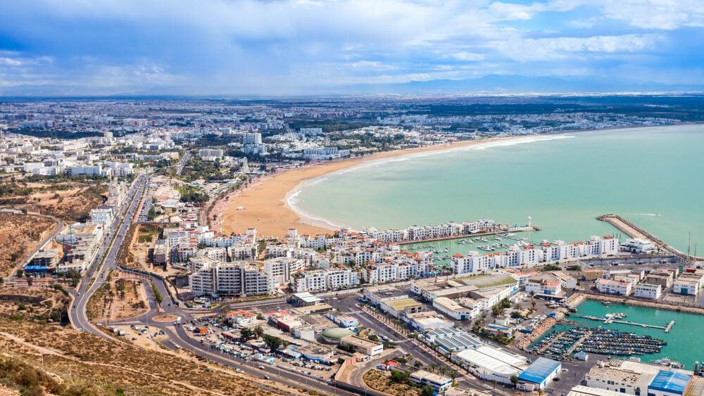 Agadir: un gran destino de vacaciones en Marruecos
