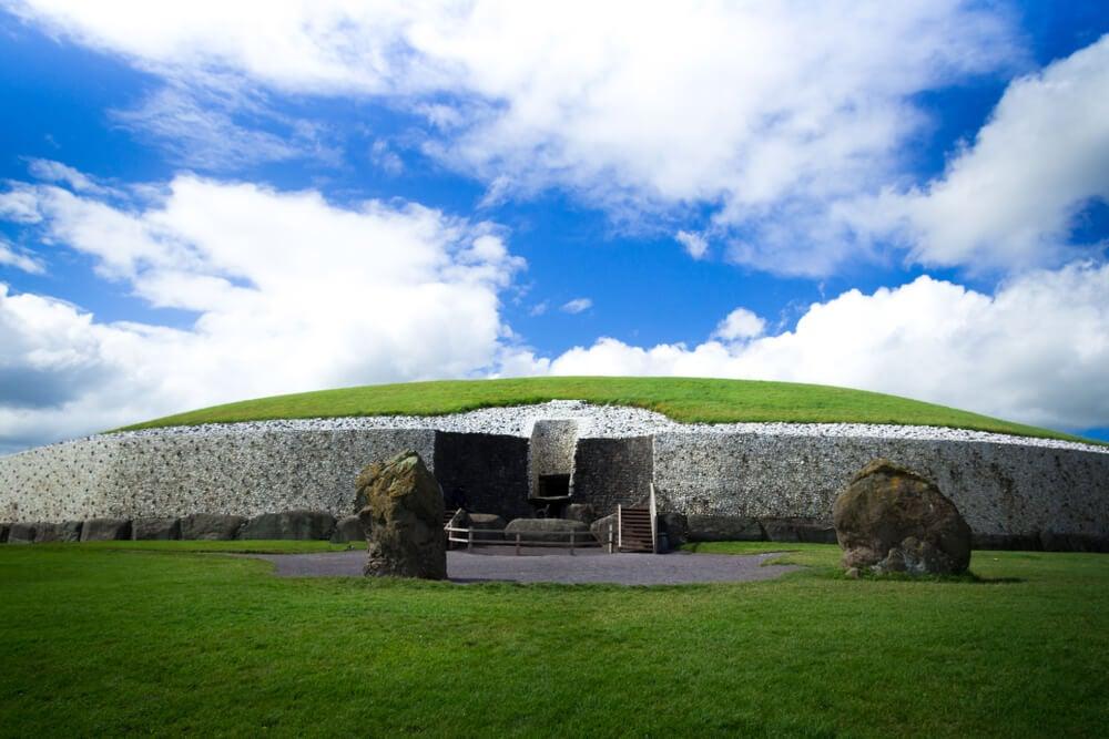 Vista de Newgrange