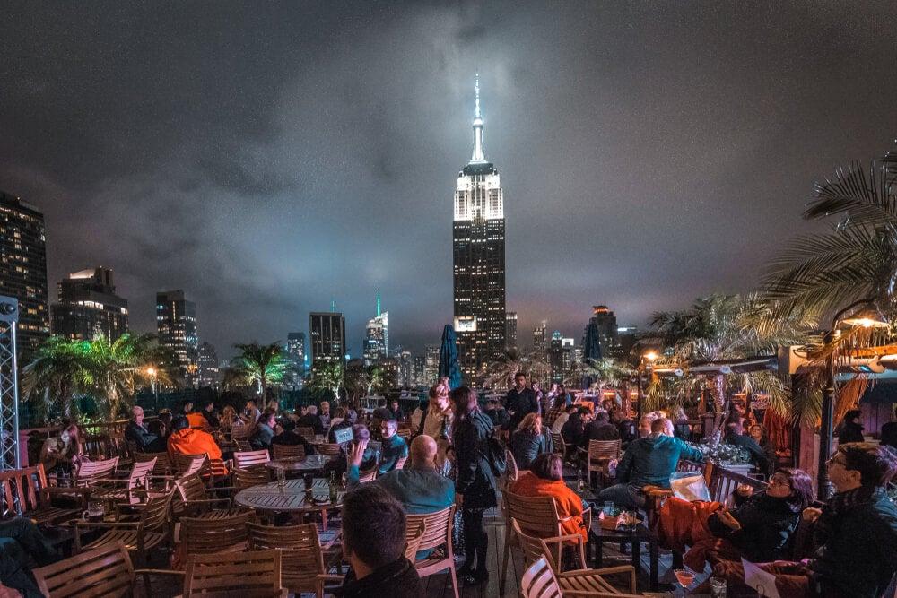 230 Fifth, uno de los mejores rooftops de Nueva York
