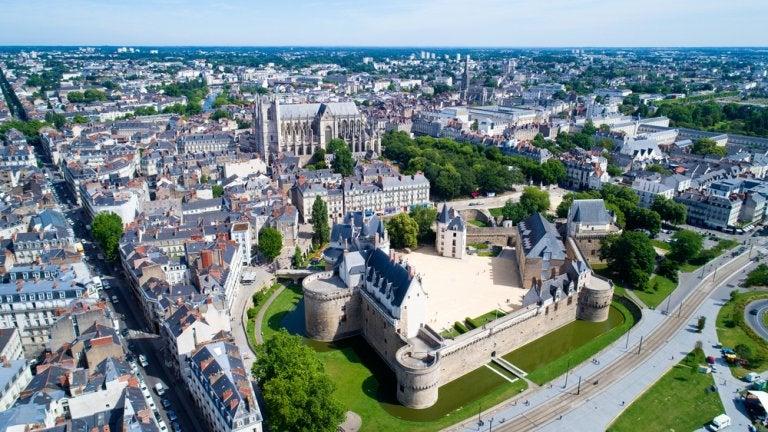 La ciudad de Nantes, una pequeña joya a orillas del Loira
