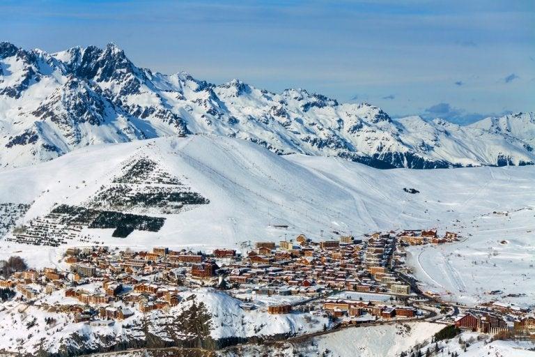 Descubre los lugares más bonitos de Alpe d'Huez