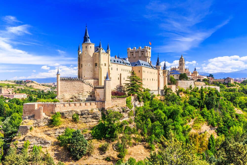 Visitamos algunos de los castillos más hermosos del mundo